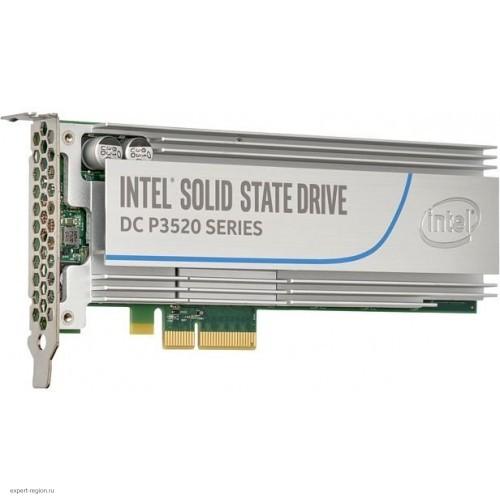 Накопитель SSD 1.2Tb Intel P3520 Series PCI-Ex4 (SSDPEDMX012T701)