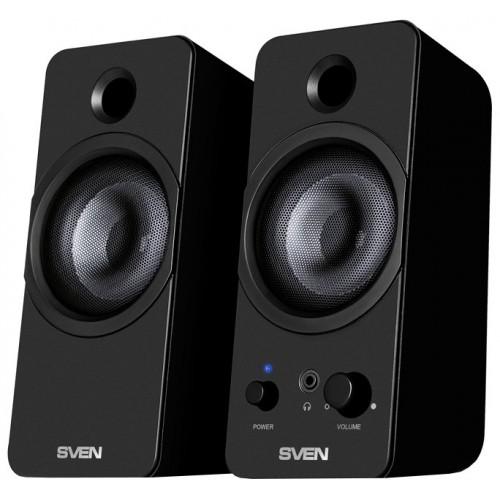 Акустическая система 2.0 Sven 430 Black