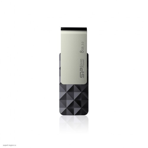 Накопитель USB 3.0 Flash Drive 8Gb Silicon Power Blaze B30