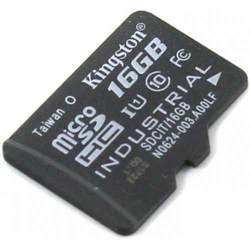 Карта памяти microSDHC 16Gb Kingston Class 10 UHS-I без адаптера (SDCIT/16GBSP)