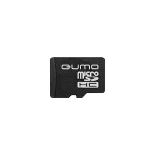 Карта памяти microSDHC 32Gb Qumo Class 10 (QM32GMICSDHC10NA)
