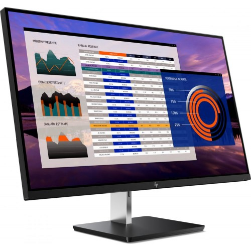"Монитор TFT 27"" HP EliteDisplay S270n Gray (2PD37AA)"