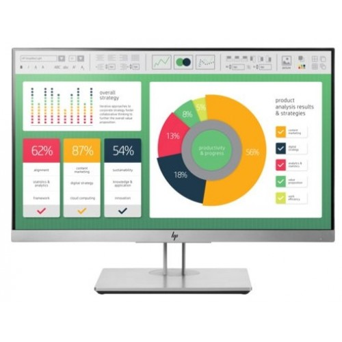 "Монитор TFT 21.5"" HP EliteDisplay E223 Gray (1FH45AA)"