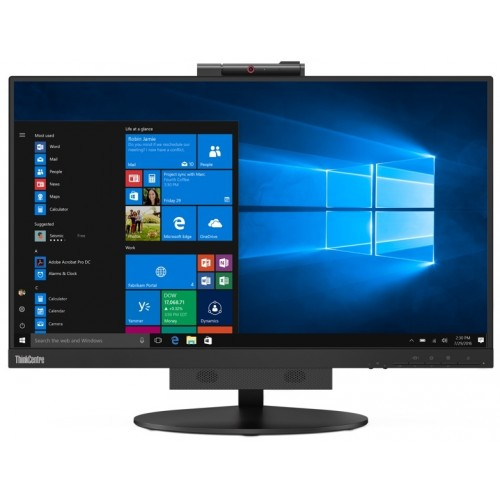 "Монитор TFT 23.8"" Lenovo ThinkVision TIO 24 touch Black (10QXPAT1EU)"
