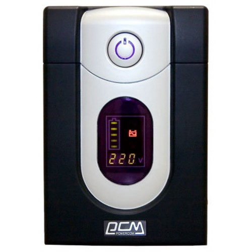 ИБП PowerCom IMD-3000AP Black