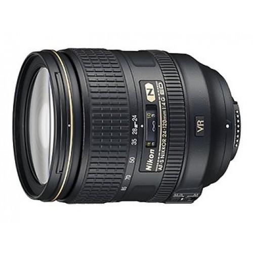 Объектив Nikon 24-120mm f/4.0G ED VR II AF-S Nikkor (JAA811DA)