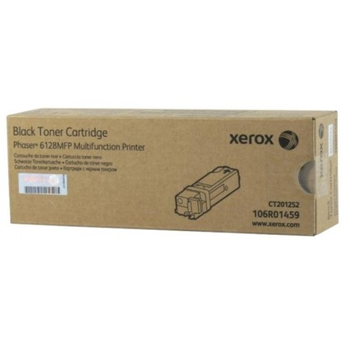 Тонер-картридж 106R01459 Original для Xerox Phaser 6128 black (3100стр.)