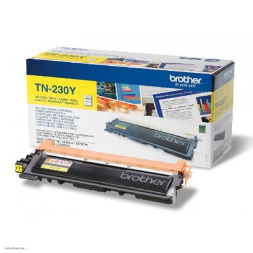 Тонер-картридж Brother TN-230Y yellow  для HL-3040