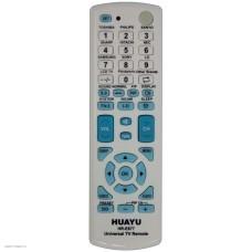 Пульт универсальный  HR-E877 BlueUniversal TV Huayu
