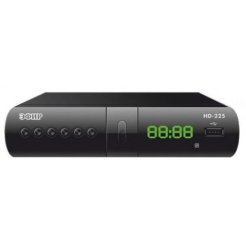 Цифровой эфирный ресивер Эфир HD-225