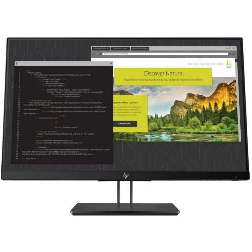 """Монитор TFT 23.8"""" HP Z24nf G2 Black (1JS07A4)"""