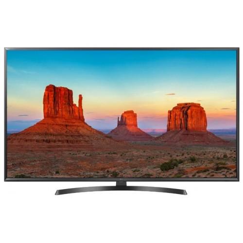 """Телевизор 55"""" (139 см) LG 55UK6450 черный"""