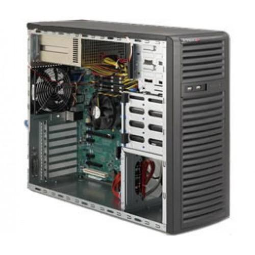 "Корпус Supermicro CSE-732I-R500B Black (Mid-Tower/4x3.5""SAS/SATA/4x2.5""SAS/SATA/2x500W/E-ATX)"