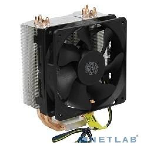 Вентилятор S 2066/2011-3/2011/1366/1156/1155/1151/1150/775 Cooler Master Hyper 212X Red (RR-212X-17PK-R1)