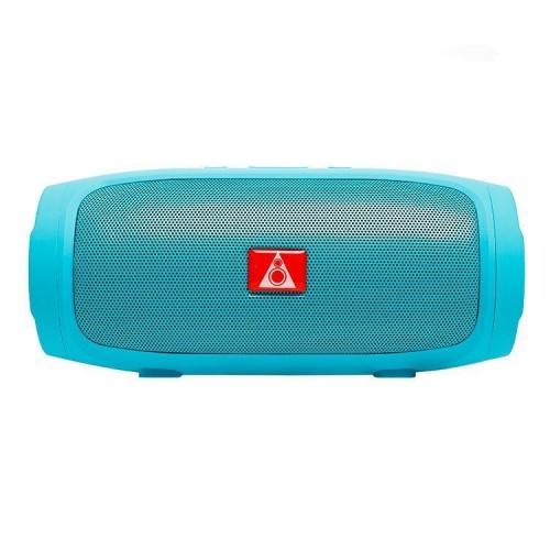 Мобильная акустическая система Mini 3+ (green/bluetooth/USB/microSD)