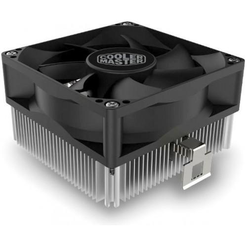 Вентилятор S AM2/AM2+/AM3/AM3+/FM1/FM2/FM2+/AM4  Cooler Мaster RH-A30-25FK-R1 (2500rpm/28dB/3-pin/65W/Al)