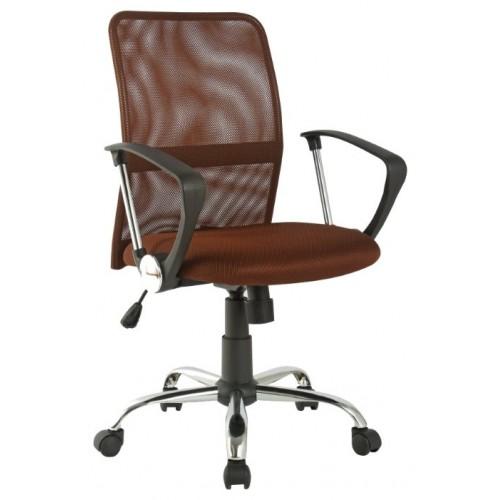 Кресло офисное COLLEGE H-8078F-5 коричневый