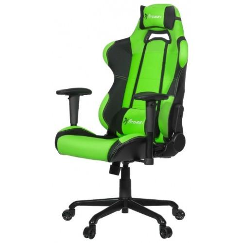 Кресло офисно-игровое Arozzi Torretta Green зеленый