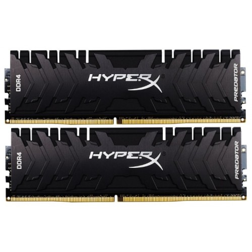 Комплект модулей DIMM DDR4 2*8192Mb Kingston XMP HyperX Predator