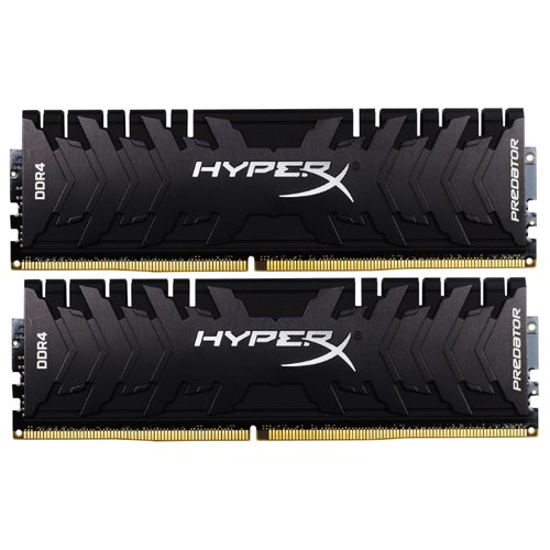 Комплект модулей DIMM DDR4 2*16384Mb Kingston HyperX Predator