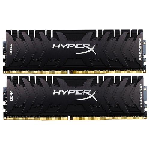 Комплект модулей DIMM DDR4 2*16384Mb Kingston HyperX Predator