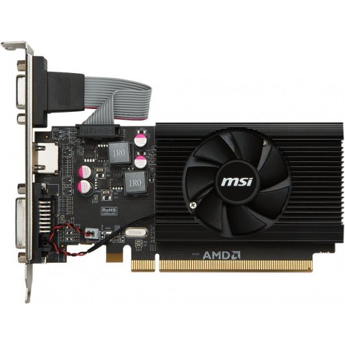 Видеокарта AMD R7 240 MSI (R7 240 1GD3 64B LP)