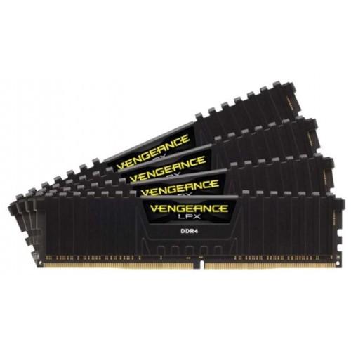 Комплект модулей DIMM DDR4 4*16384Mb Corsair Vengeance LPX