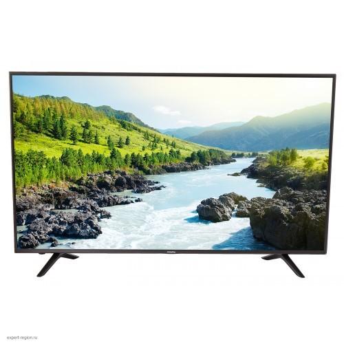 "Телевизор 65"" (165 см) Doffler 65DUS86 Black"
