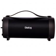Портативная акустика Dialog Progressive AP-930 (black)