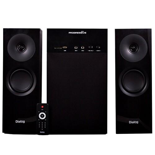 Компьютерная акустика Dialog Progressive AP-250 (black)
