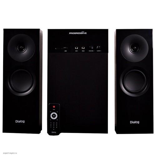 Компьютерная акустика Dialog Progressive AP-250 (brown)