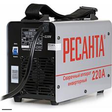 Сварочный аппарат инверторный Ресанта САИ 220 65/3