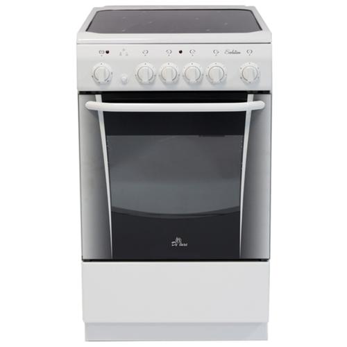 Стеклокерамическая плита De Luxe 506004.03эс белый