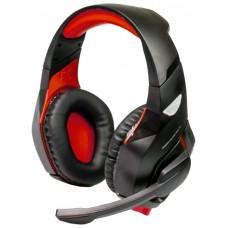 Наушники компьютерные Dialog HGK-31L Gan-Kata (black/red)