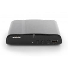 Цифровой эфирный рессивер DOFFLER DVB-T2P12