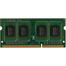 Модуль памяти SODIMM DDR3 SDRAM 4096 Mb (PC12800, 1600MHz) Kingmax