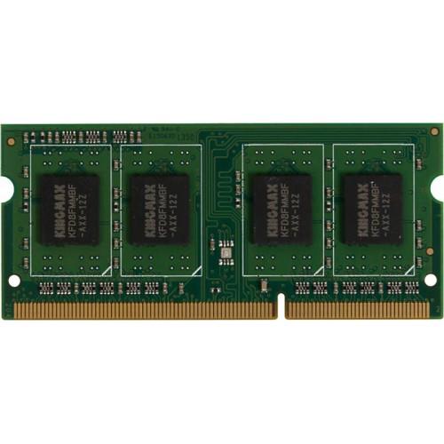 Модуль памяти SODIMM DDR3 SDRAM 4096 Mb (PC12800, 1600MHz) Kingmax
