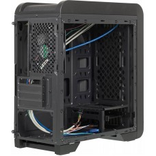 Корпус Micro-Tower AeroCool Qs-240 черный