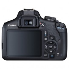 Зеркальный фотоаппарат CANON EOS 2000D kit 18-55 IS II
