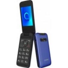 Мобильный телефон Alcatel OT-3025X metallic blue 2SIM раскладной