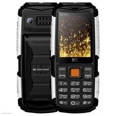 Мобильный телефон BQ BQM-2430 Tank Power black silver