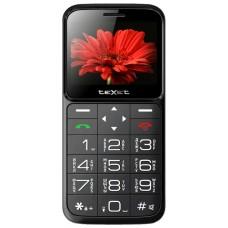 Мобильный телефон teXet TM- B226 black/red