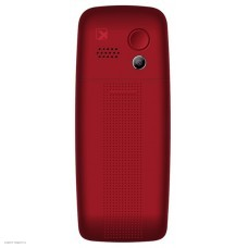 Мобильный телефон teXet TM- B307 red бабушкофон