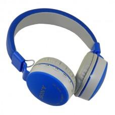 Наушники полноразмерные Bluetooth SONY MS-881F синие