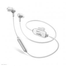 Bluetooth-наушники с микрофоном JBL E25ВТ белые