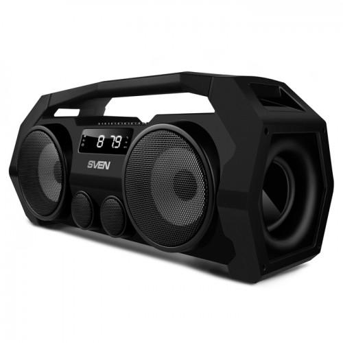 Портативная акустика SVEN PS-465 черный