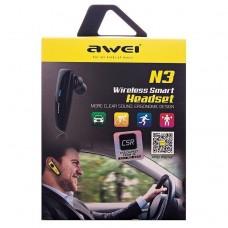 Bluetooth-гарнитура Awei №3 (black)