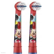 Насадки для эл. зубных щеток Oral-B EB10K Frozen Kids 2шт