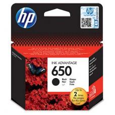 Картридж струйный HP 650 черный для DJ IA 2515/2516