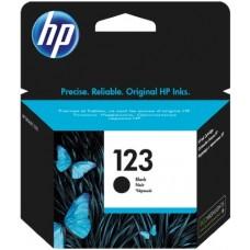 Картридж струйный HP 123 F6V17AE черный для HP DJ 2130 (120стр.)